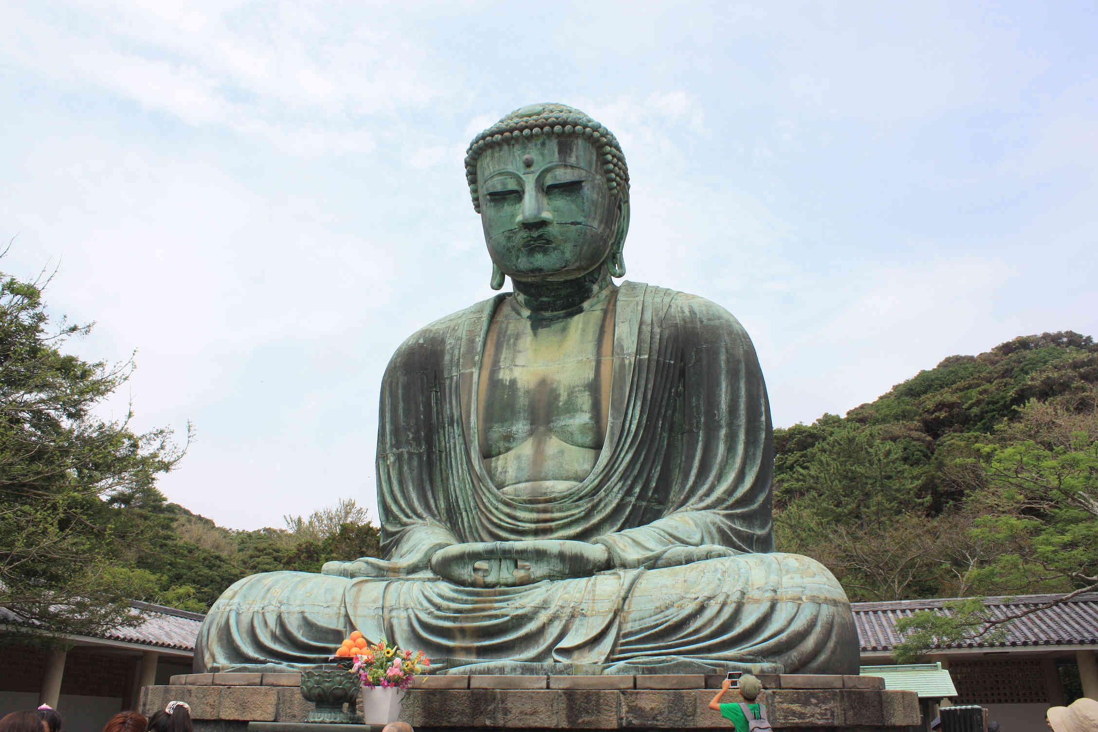 高徳院「鎌倉の大仏」