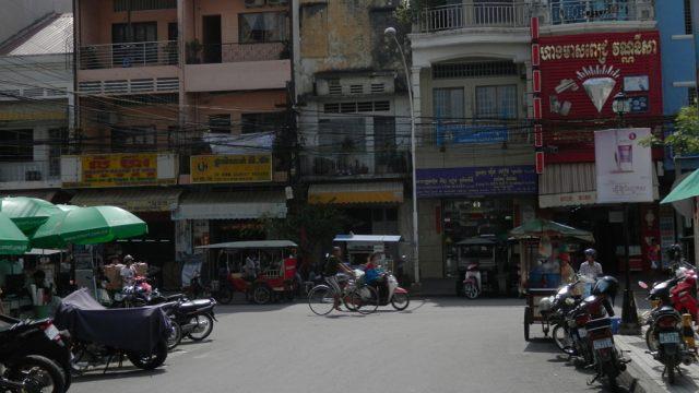 カンボジア プノンペンの風景05