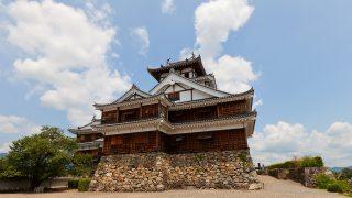 京都 福知山城