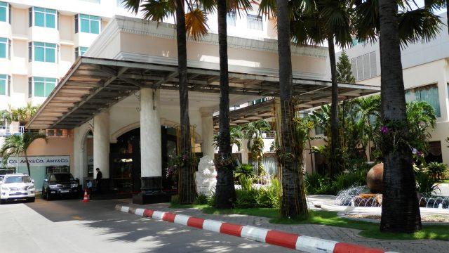 プノンペンホテル