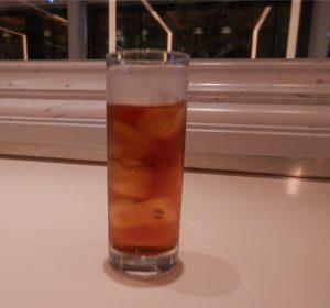タイ バンコクで飲んだアイスコーヒー