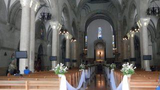 マニラ大聖堂(カテドラル大聖堂) 教会の中
