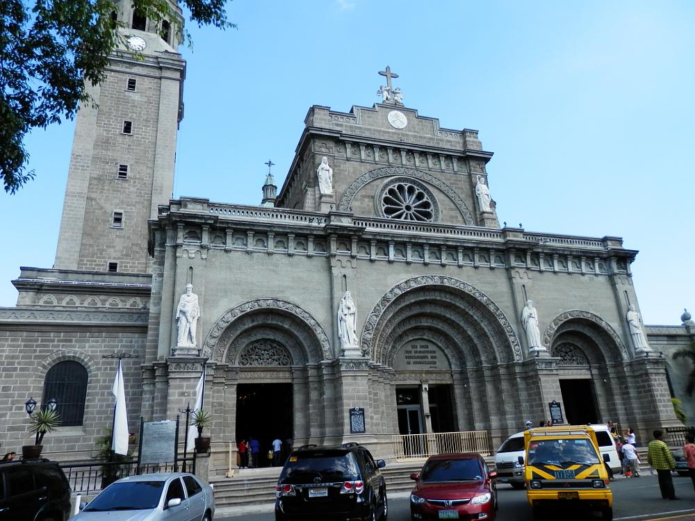マニラ大聖堂(カテドラル大聖堂)02