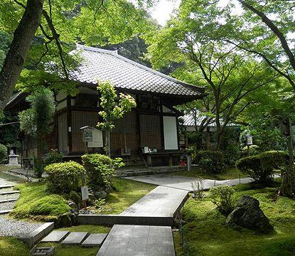京都 清閑寺