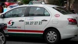 ホーチミンの安全なタクシー