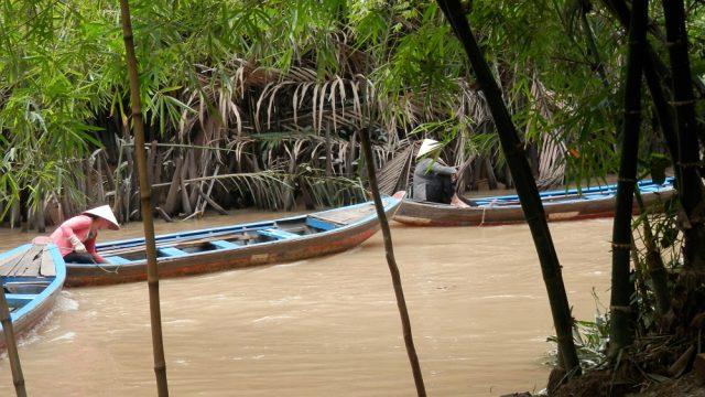 ベトナムメコン川クルーズ川下り08