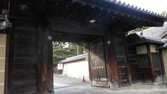 京都大徳寺の門