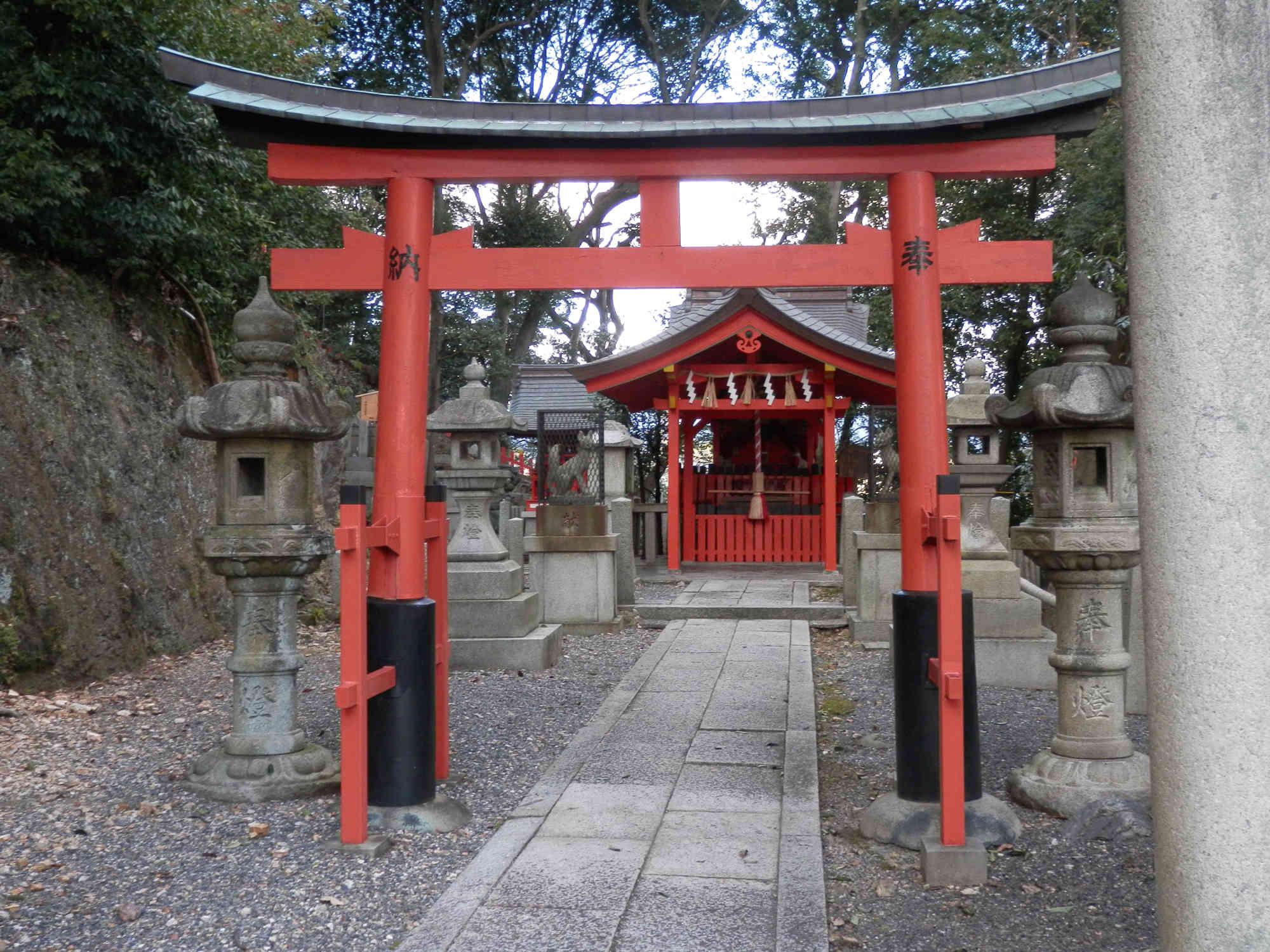 義照稲荷神社
