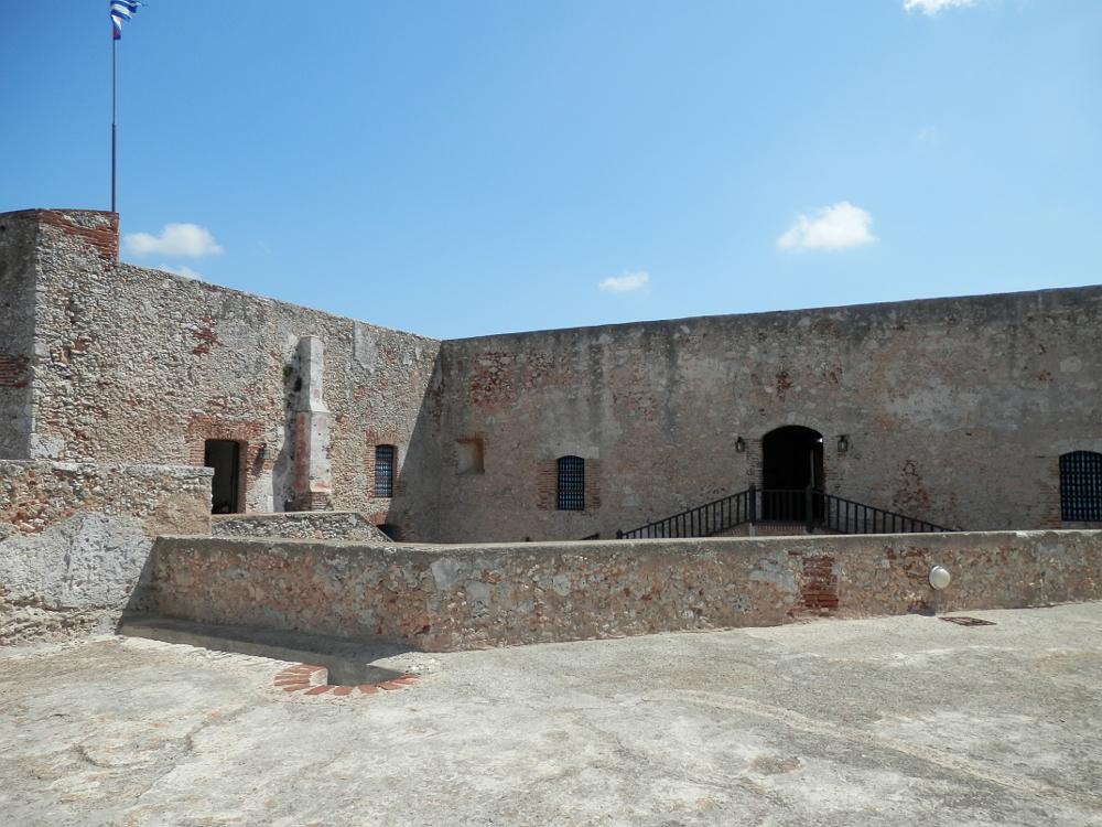 キューバ サンティアゴ モロ要塞