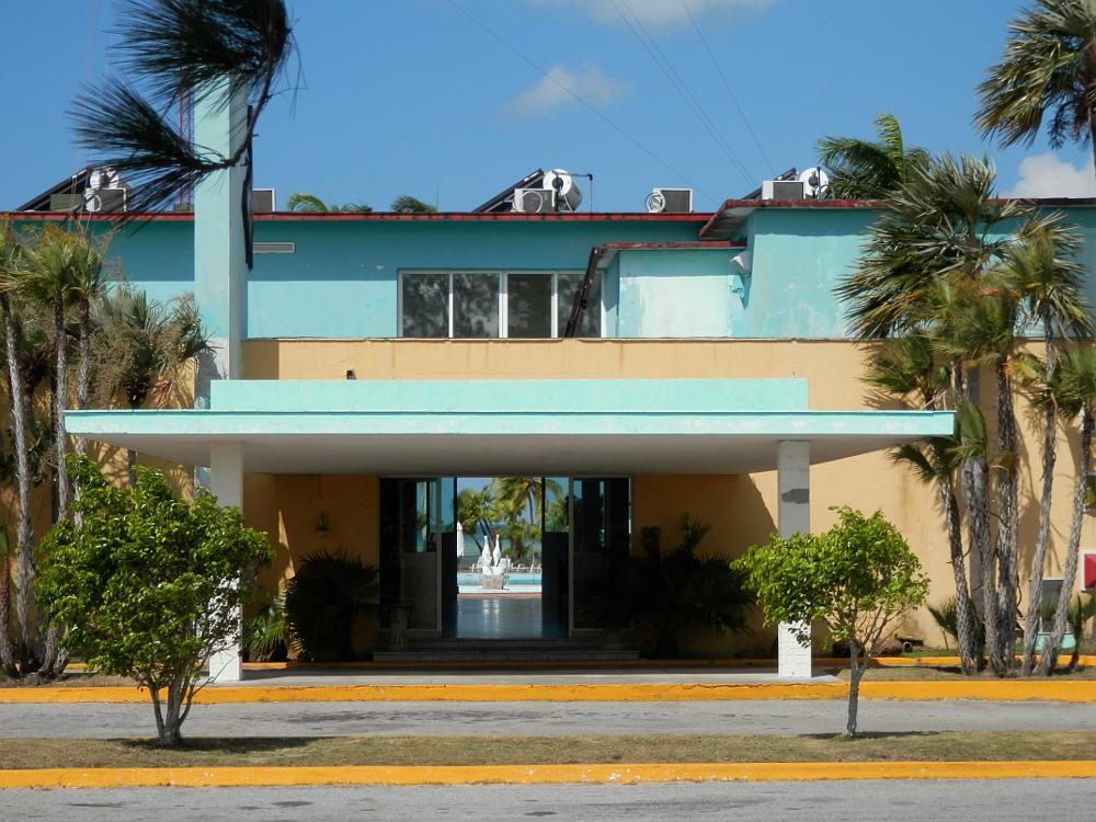 キューバ フベントゥド島 ホテル