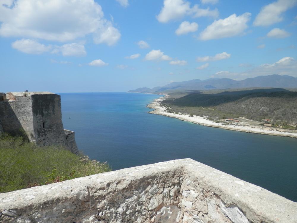 モロ要塞からの絶景