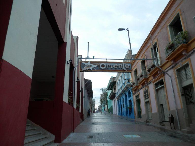 サンティアーゴ・デ・クーバ メイン通り02