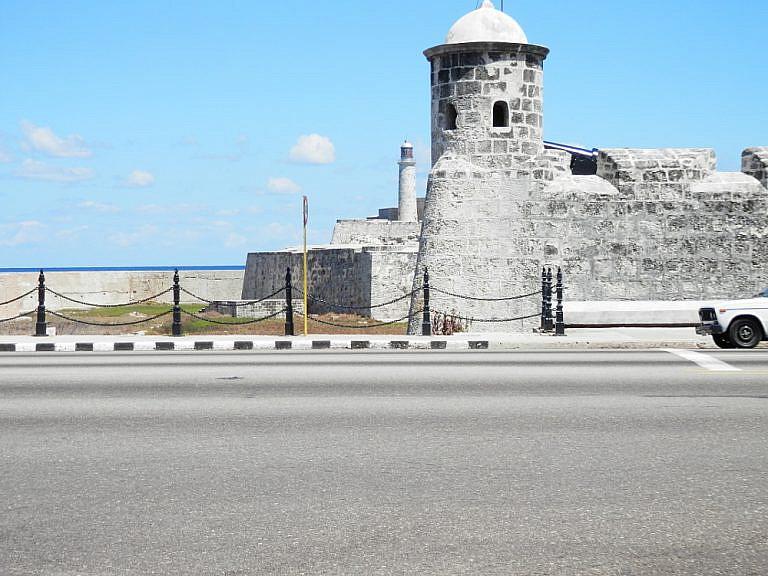 キューバプンタ要塞
