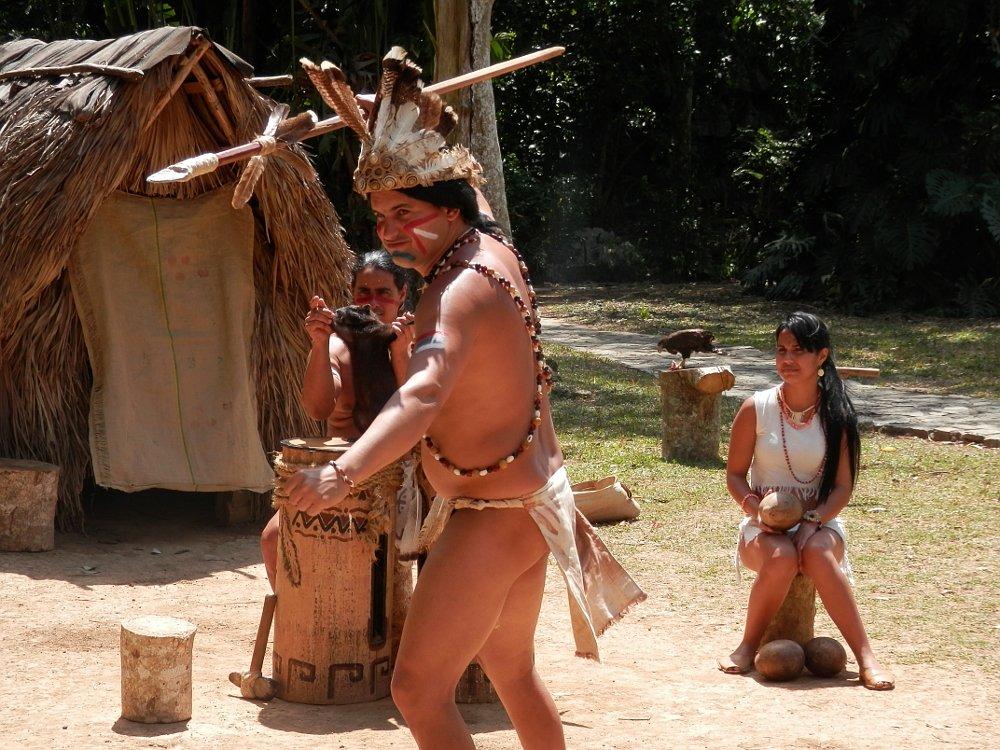 ビニャーレス渓谷 インディアン