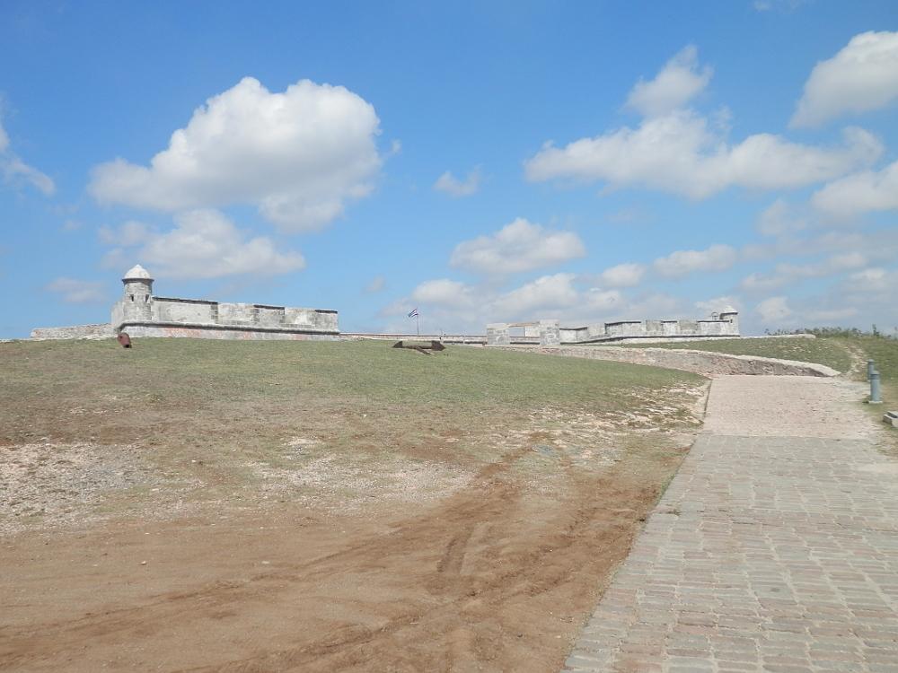 サンティアーゴ・デ・クーバ モロ要塞