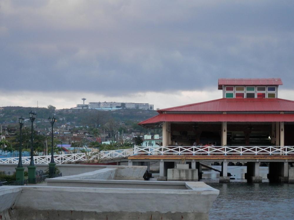 サンティアゴ・デ・クーバの海04