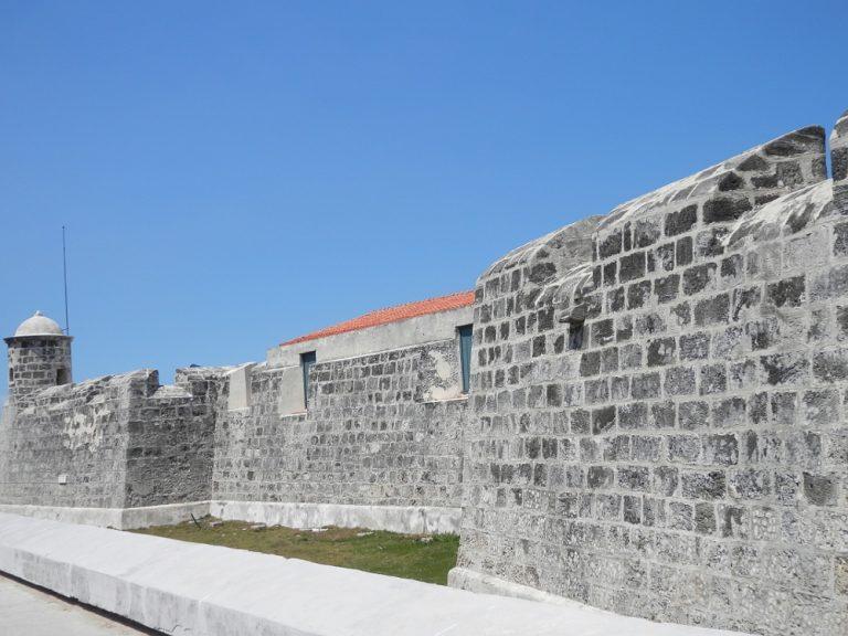 キューバのプンタ要塞