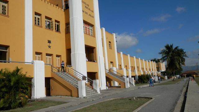 モンカダ兵営博物館