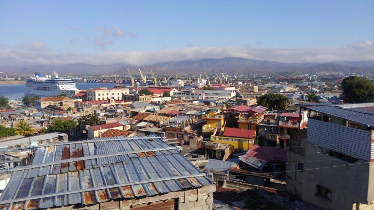 サンティアゴ・デ・クーバ 景色