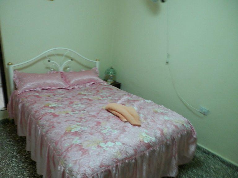 カーサのベッド