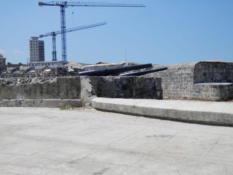 ハバナのプンタ要塞