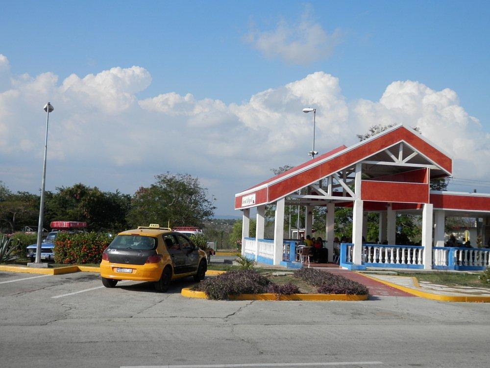 空港周辺のレストラン