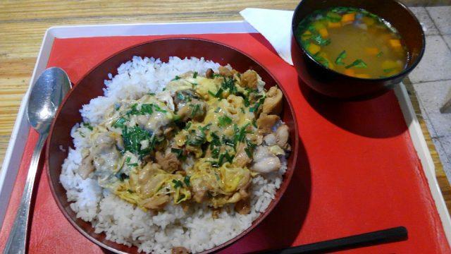 ハバナ旧市街地の日本食堂メニュー03