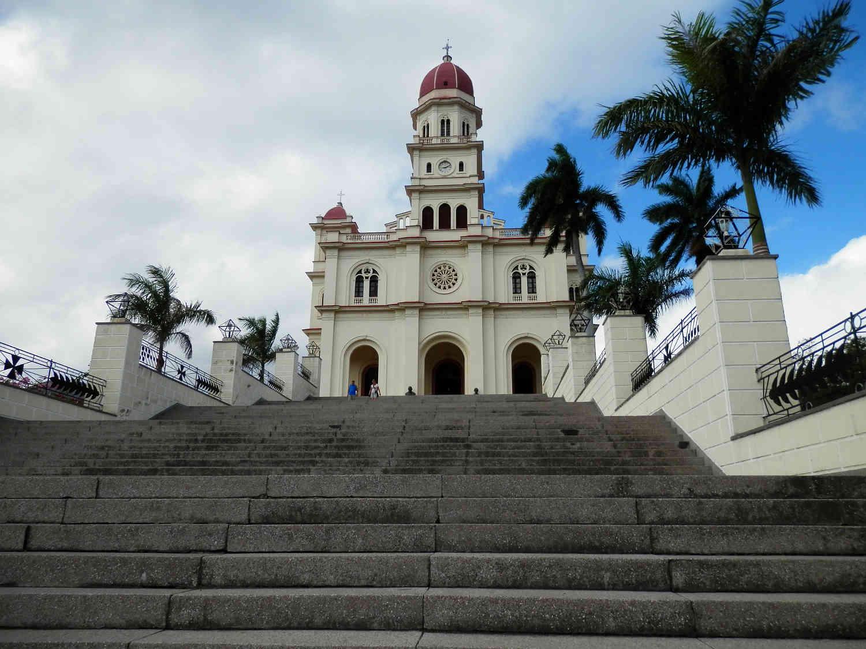 サンティアーゴ・デ・クーバ コブレ教会