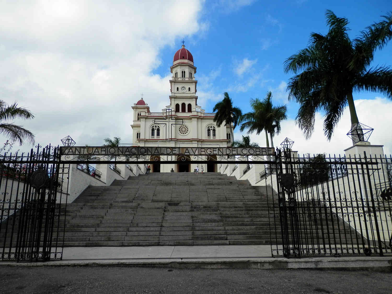コブレ教会の門