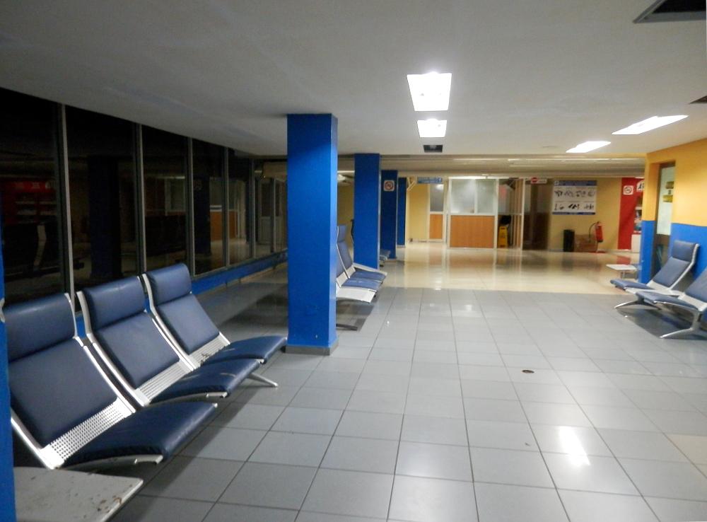 ハバナ 空港 ターミナル1