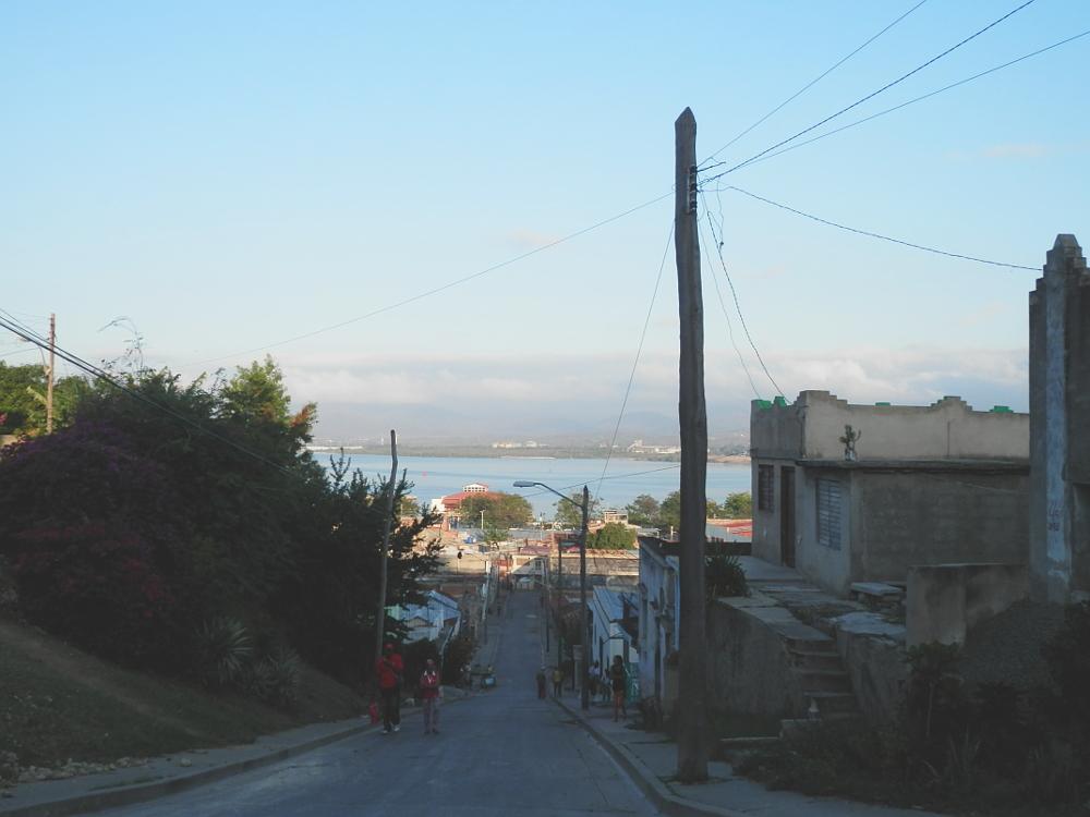 サンティアーゴ・デ・クーバ 街並み