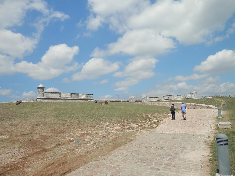 モロ要塞の写真