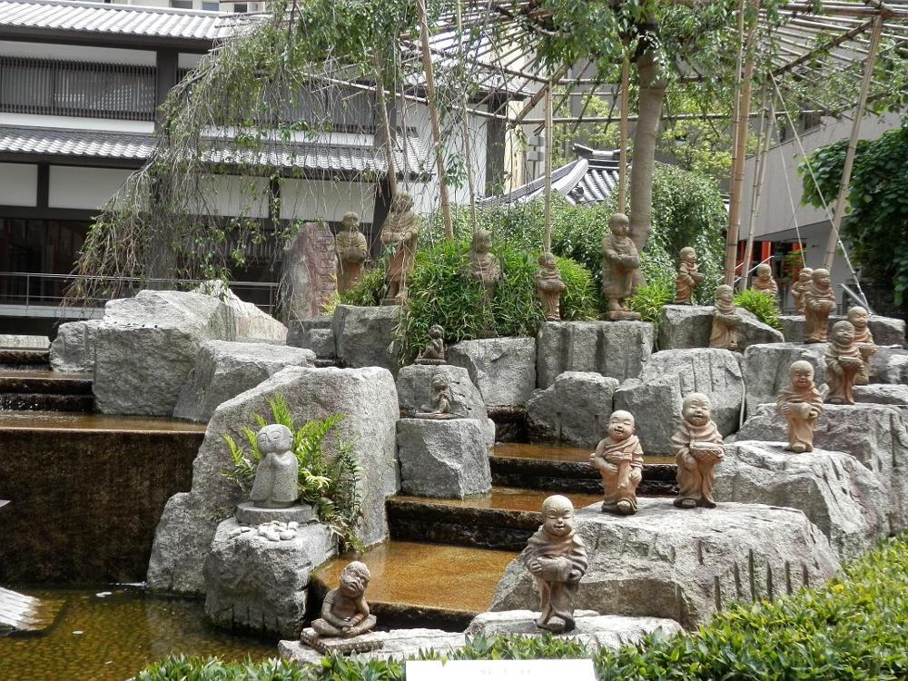 京都 六角堂 十六羅漢像02
