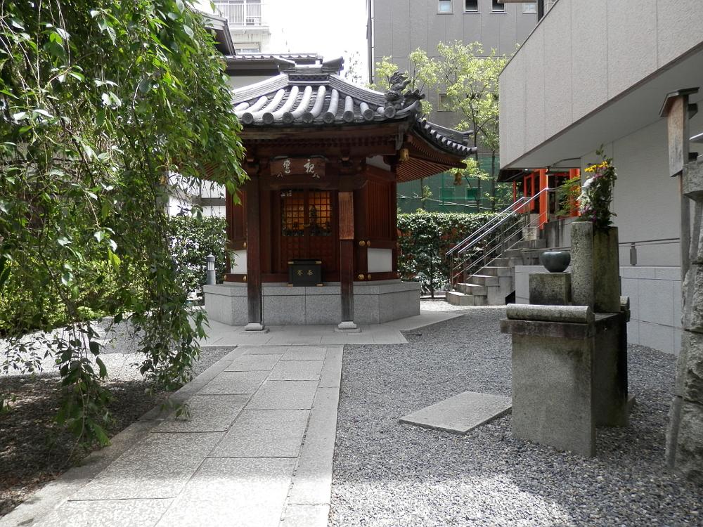 京都 六角堂 親鸞堂