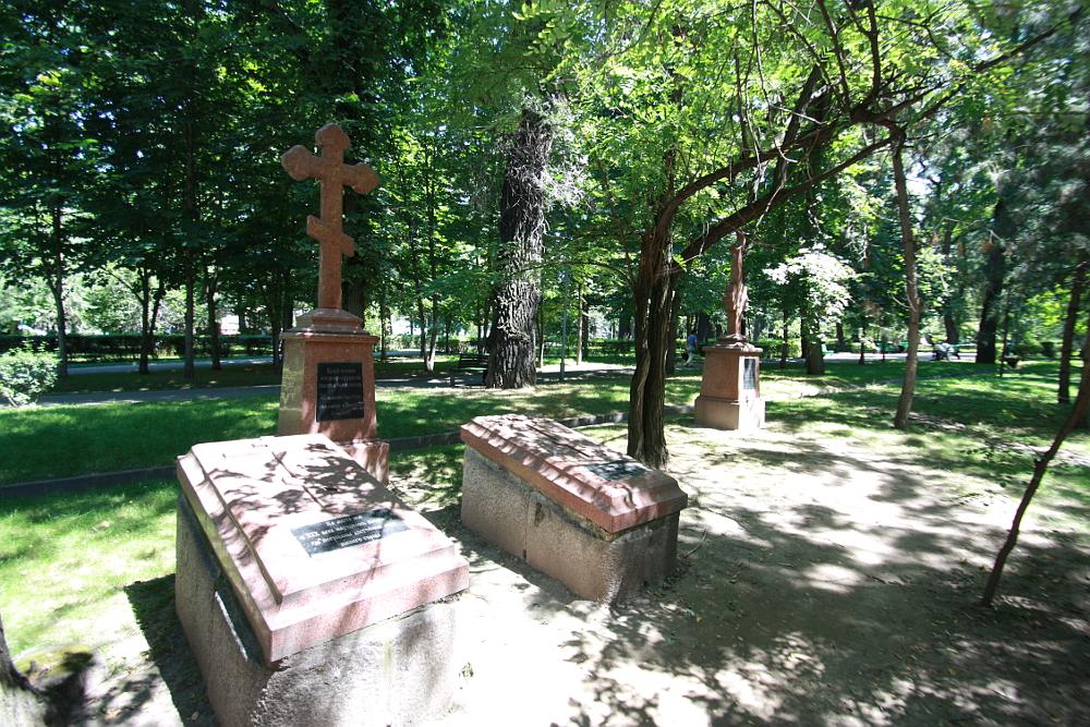 28人のパンフィロフ戦士公園 風景