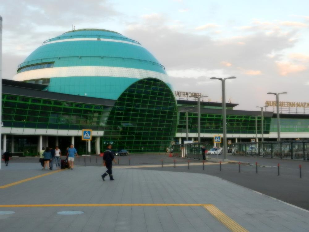 アスタナ国際空港