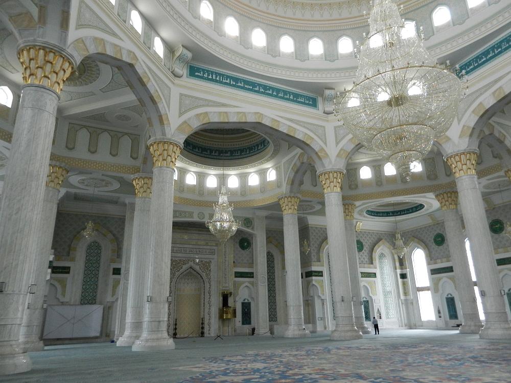 ハズィレット スルタン モスク