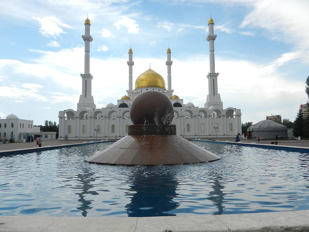 ヌル・アスタナ・モスク(Nur Astana Mosque)