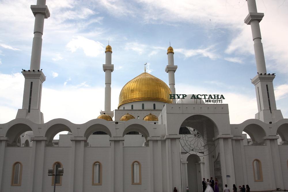 ヌル アスタナ モスク(Nur Astana Mosque)