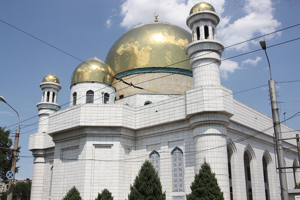 アルマトイ中央モスク
