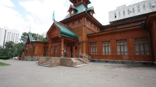 カザフ民族楽器博物館
