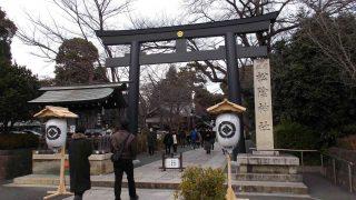 2019年の初詣は松陰神社へ