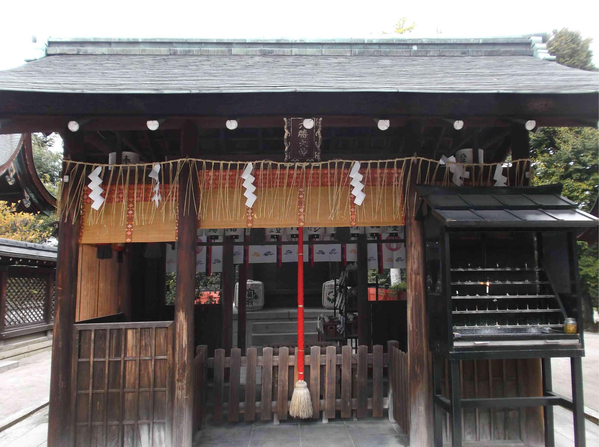 【摂社】六勝神社