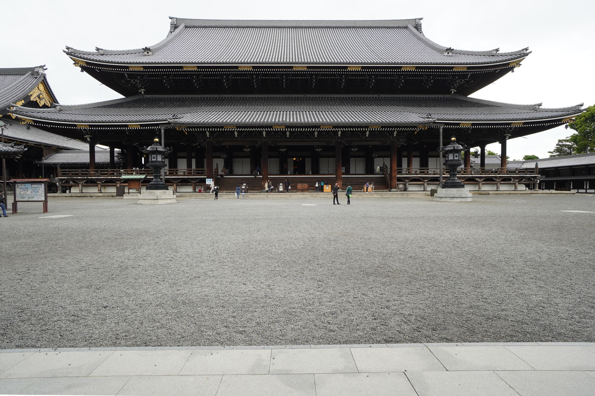東本願寺 御影堂
