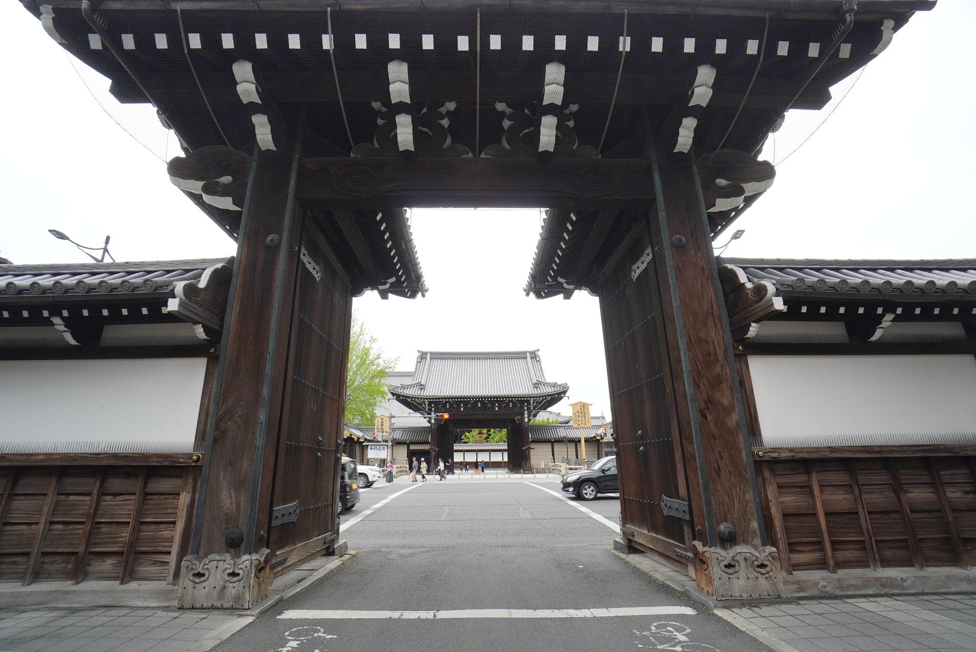 西本願寺 総門
