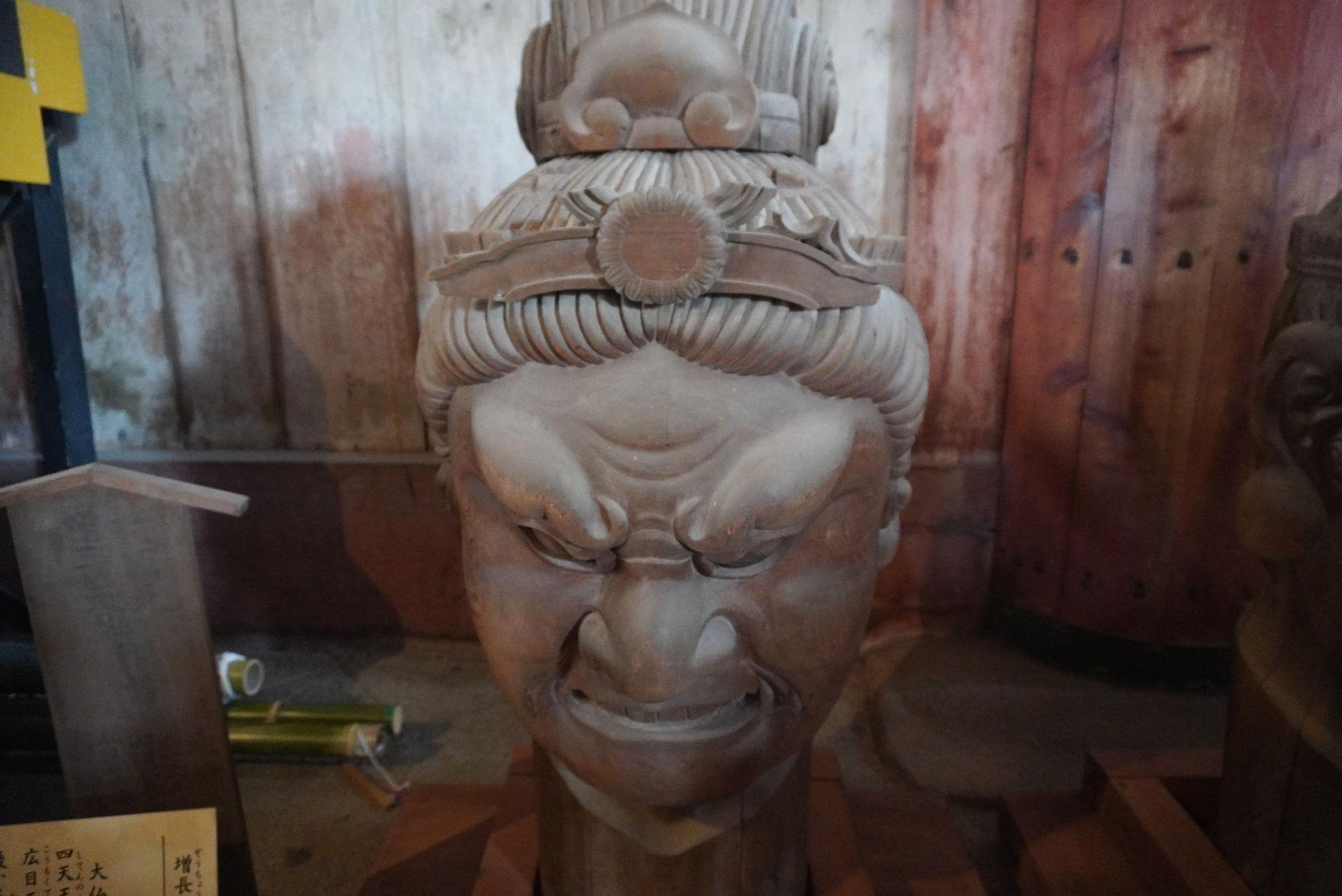 東大寺「増長天」