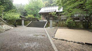 館山 安房神社