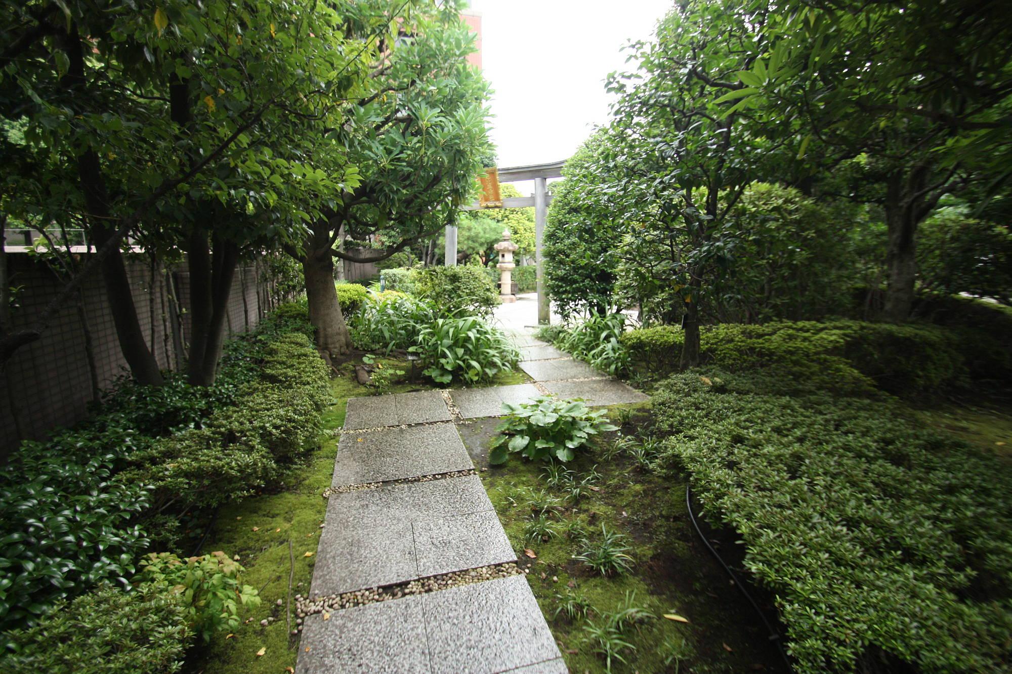 【恵比寿ガーデンプレイス】恵比寿神社