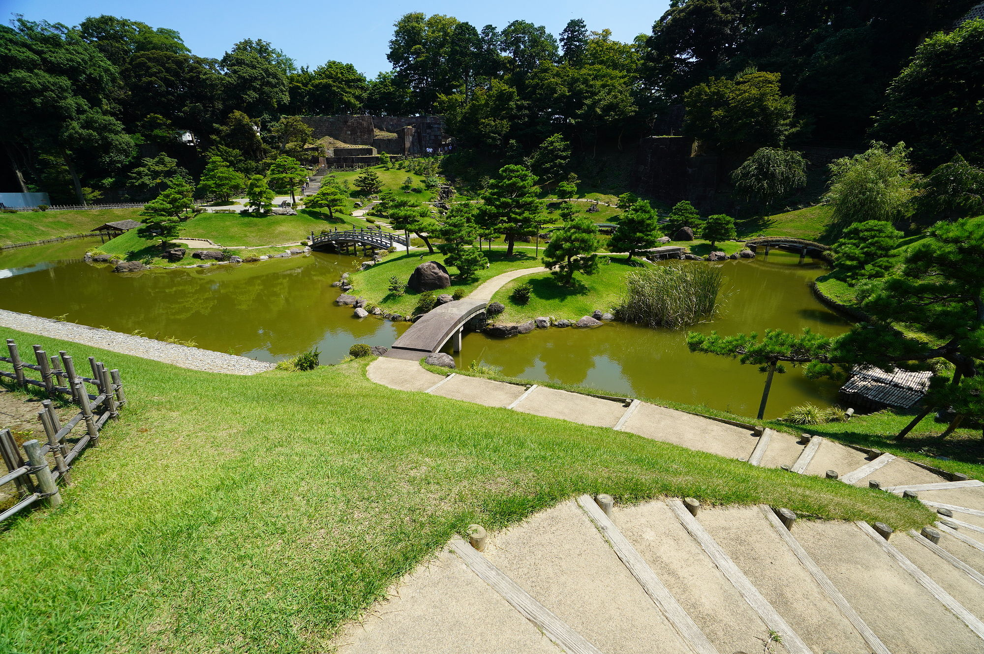 金沢城「玉泉院丸庭園」