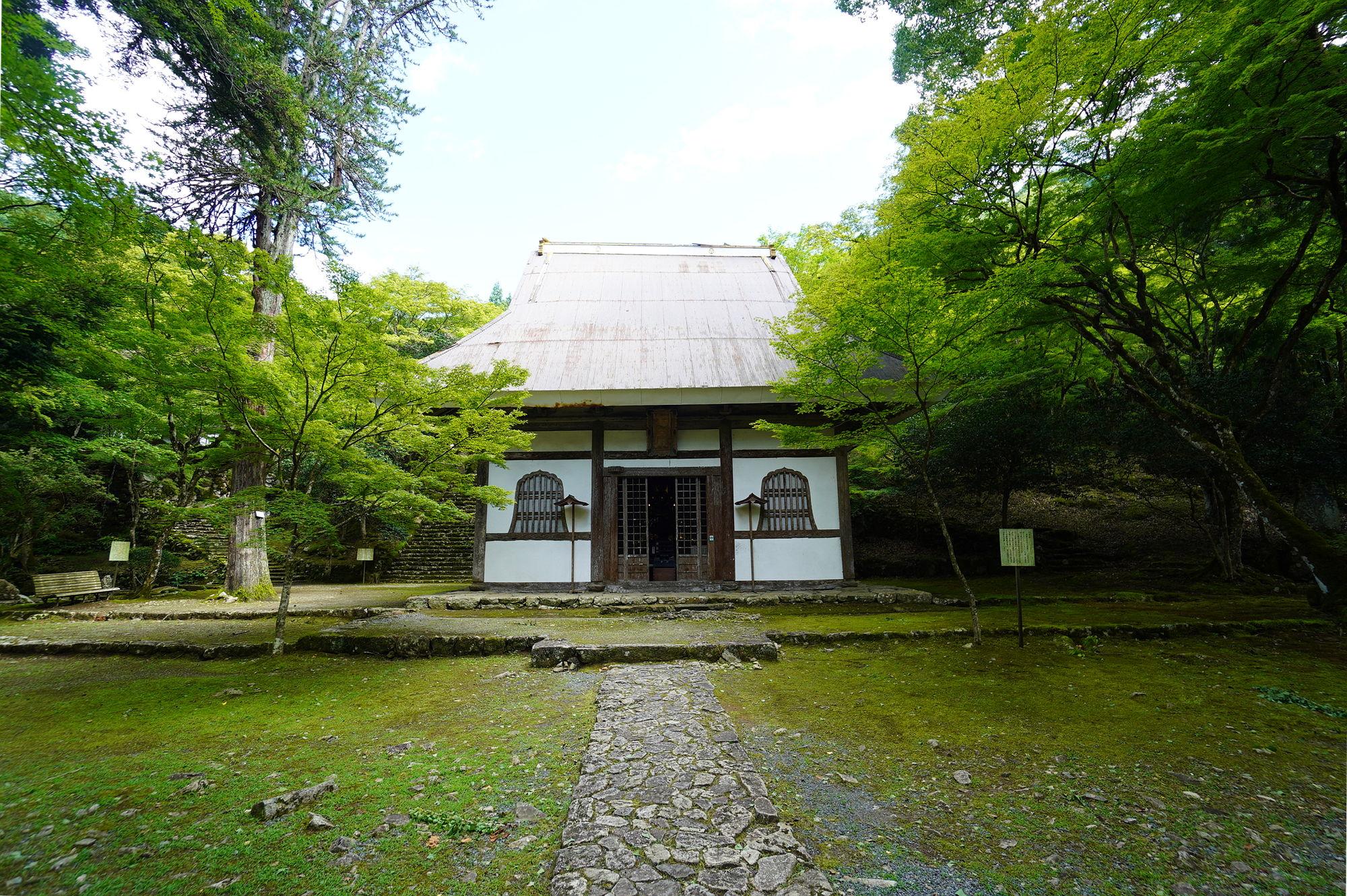 高源寺「仏殿」